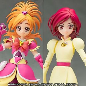Nouveau S.h.figurines Joli Cure Éclaboussure Star Bloom & Michiru Set Figurine