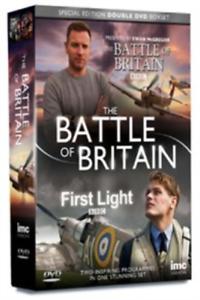Sam-Heughan-Paul-Kynman-Battle-of-Britain-First-Light-DVD-NEW
