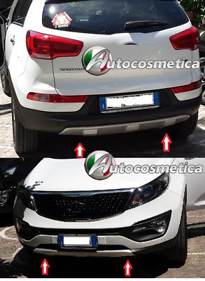 2010-2015 Road Club Telo di Protezione per Auto per Kia Sportage 3
