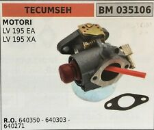 PRISMA 37 CARBURATORE A VASCHETTA BRUMAR TECUMSEH BM018656 MOTORI VANTAGE 35