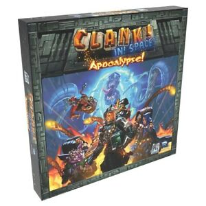Board Games Clank! Clank! In! Space! Apocalypse!