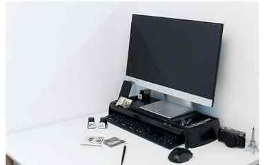 Office LED LCD Monitor Stand Cradle for Effective Use Space