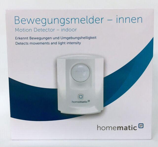 Homematic IP Bewegungsmelder - innen Smarthome NEU OVP