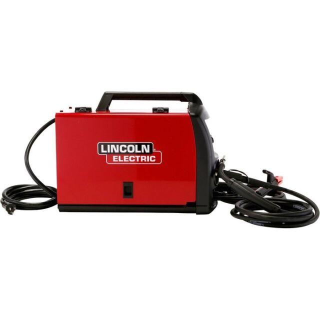 Lincoln K3461-1 Multi-Process MIG TIG Stick Welder 120V, 120 Amp Model  LE31MP