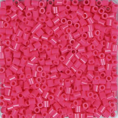Spielzeug Bügelperlen Artkal 1000 Midi Bügelperlen 5mm Flamingo S132 Fuse Beads