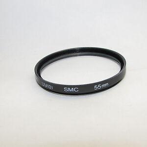 Genuine-Fotodiox-UV-O-SMC-55mm-Lens-Filter-Made-in-Japan-Super-Multi-Coated