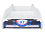 Racing-F1-Car-Bed-Children-Boys-Girls-Bed-with-MATTRESS-140x70cm-FREE-GIFT thumbnail 3