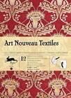 Art Nouveau Textiles: Gift & Creative Paper Book Vol. 31 by Pepin Van Roojen (Paperback, 2013)