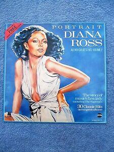 Diana-Ross-Portrait-All-Her-Greatest-Hits-Volume-2-5171-Telstar-1983-LP