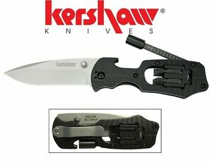 Kershaw-Select-Fire-Knife-Plain-Screwdriver-Bits-1920-BRAND-NEW-IN-BOX