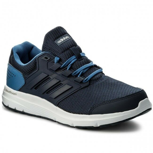 outlet store sale 152db e9704 Adidas Men Running Shoes Galaxy 4 Training Training Training Cloudfoam  Trainers New CP8828 db8bbc
