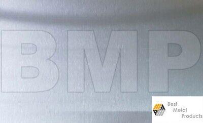 "22ga 304 2B Stainless Steel Sheet Plate  6/"" x 6/"""