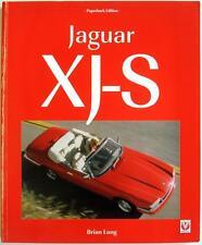 JAGUAR XJ-S BRIAN LONG CAR BOOK ISBN:1904788203
