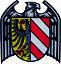 Aufnaeher-Patch-Nuernberg-Franken-fuer-Kutte-Sammler-Franke-NBG-Fans Indexbild 44
