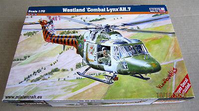 Westland Lynx AH.7 No10 UK  2008-1//72
