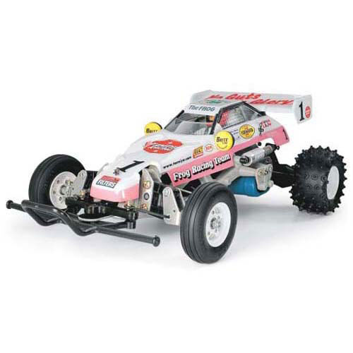 TAMIYA RC 58354 The Frog - Off Road Racer 1 10 Assembly Kit