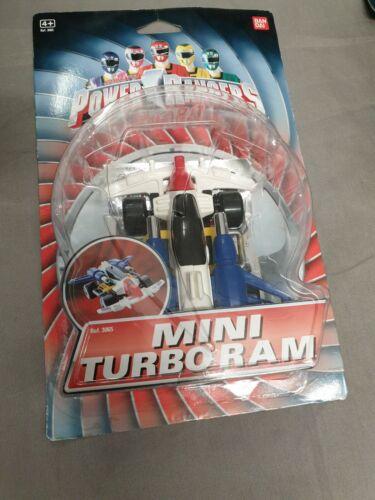 Power RANGERS MINI TURBO RAM veicolo-R.A.M 1998 BANDAI 3065//Saban//OVP