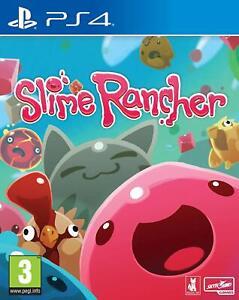 NUOVO-E-SIGILLATO-Slime-Rancher-Sony-Playstation-4-PS4-Gioco
