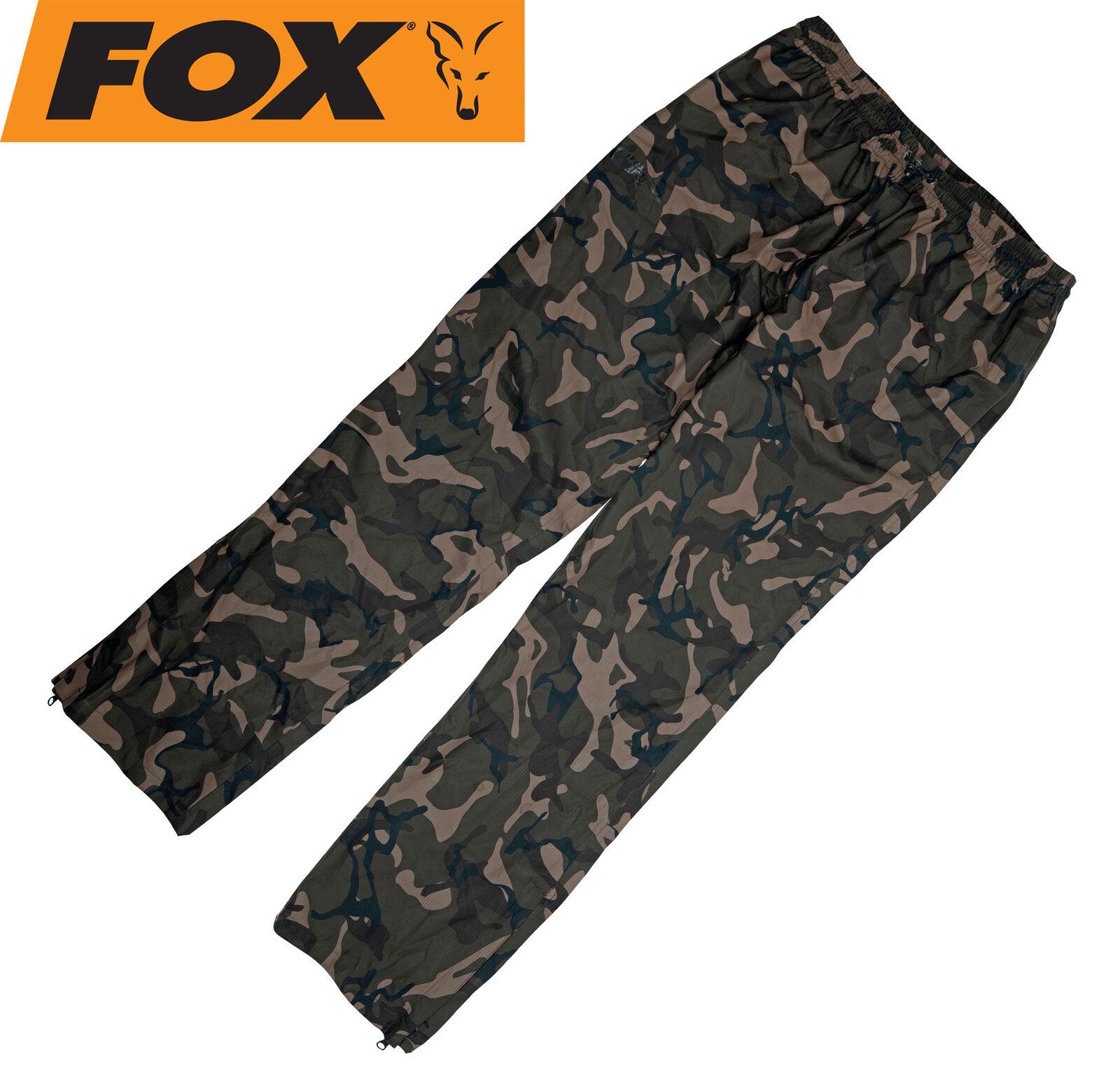 Fox Chunk Camo 10k Lightweight RS Trousers - Regenhose, Regenbekleidung Regenbekleidung Regenhose, 0f7c02
