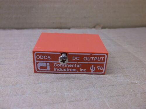 Details about  /I.O ODC-05-000 Continental Neu Ssr Solid State Leistung Relais Opto 22 ODC5