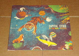 Capital Cities In A Tidal Wave of Mystery CD 602537458110 ...