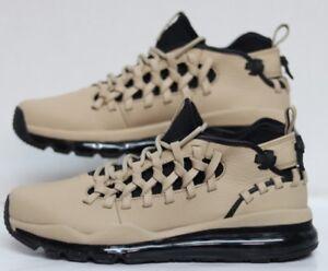separation shoes eab16 6fcd3 Image is loading Air-Max-TR17-Linen-Black-880996-200-Men-