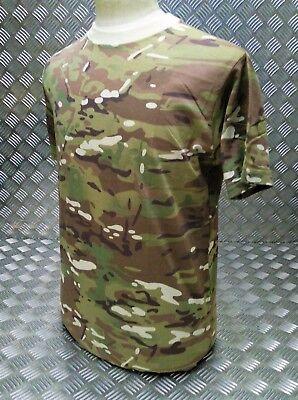 100% Cotone Spec. Militare T-shirt Vari Colori E Mimetico's - Xs-xxl-nuovo-mostra Il Titolo Originale Bello A Colori
