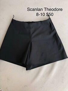 Scanlan-Theodore-Shorts-Skort-Sz-10-Rrp-350