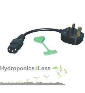 Développer la lumière à CFL convertor plomb uk plug avec CFL support pour réflecteur LUMii-afficher le titre d`origine CJMdxVVp-07205106-284405611