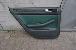 Audi-A6-4B-Allroad-Panel-Trasero-Izquierda-Paneles-de-Puerta-Verde