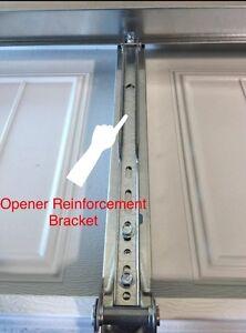 Clopay Garage Door Opener Reinforcement Bracket For A 18