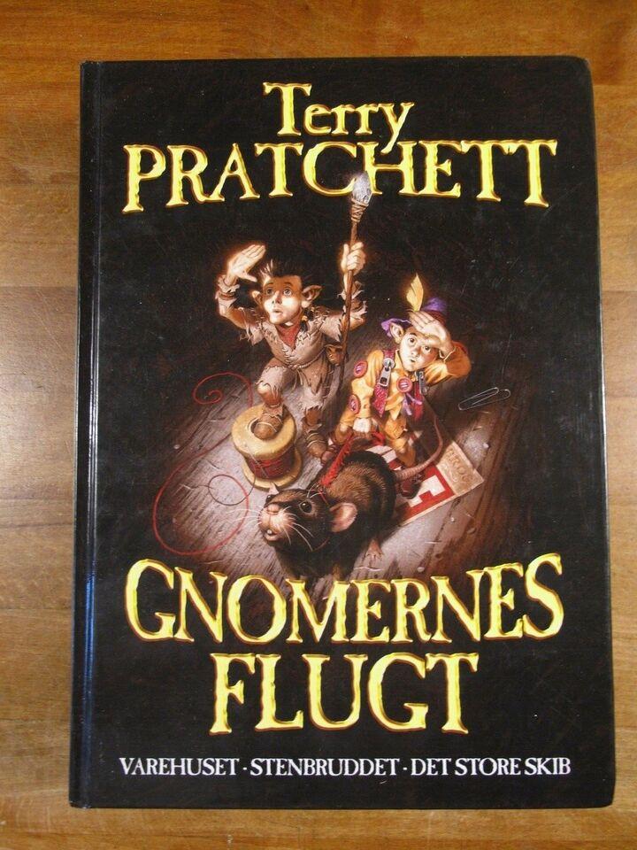 Gnomernes Flugt (samleroman, 2007), Terry Pratchett