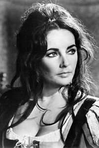 Elizabeth Taylor Sexy Busty As Katharina The Taming Of The