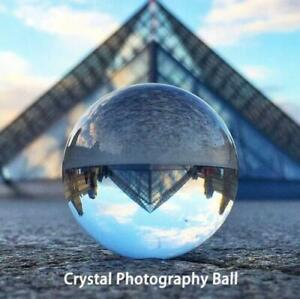 Crystal-Ball-Lens-Photography-Clear-Glass-70mm-Healing-Sphere-Photo-Prop-Decor