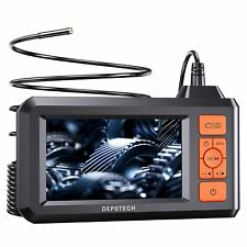 Depstech Industrial Endoscope 1080p Hd Borescope 43 Screen Inspection Camera