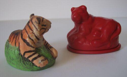 Les chats sauvages moules pour plâtre ou cire