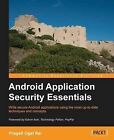 Android Application Security Essentials by Pragati Rai (Paperback, 2013)