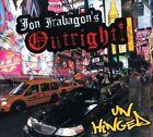 Un Hinged [Digipak] by Jon Irabagon's Outright! (CD, 2012, Irabbagast Records)