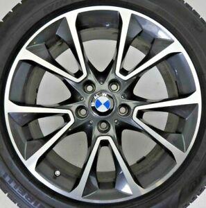 BMW X5 F15 E70 Winterräder Sternspeiche 449 ✰ 19´Zoll, DOT 19-20, 7.3-7.7 mm