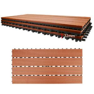 Holzfliesen-Grau-Farben-braun-Fliesen-DELUXE-Terrassenfliesen-WPC-6er-11er-braun