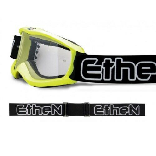 MASK MASK MOD.04 BABY FLUORESCENT YELLOW EL. black ETHEN MX0402   all products get up to 34% off