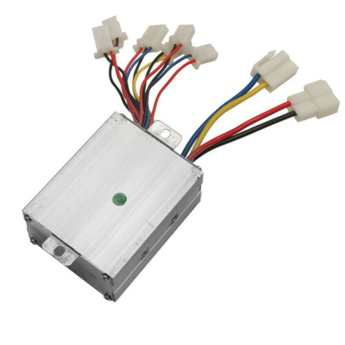 36V 500W Electric Bicycle E-bike Scooter Brush DC Motor Speed Controller Unit