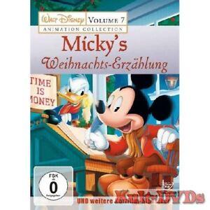 Mickys-Weihnachts-Erzaehlung-DVD-Walt-Disney-Weihnachten-Micky-Maus-Neu