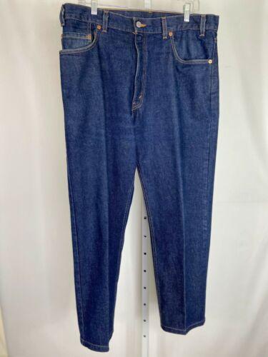 Men Levi's 505 Regular Fit Straight Leg Jeans Dark