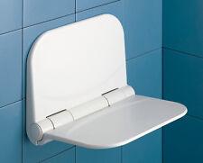 Sedile Doccia Disabili : Gedy sedile sedia ribaltabile x doccia in resina termoplastica