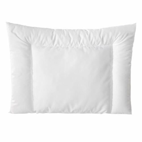 Anti-Allergy Cot Pillow Filling Quilt 60 40 cm for Nursery Baby Junior Toddler