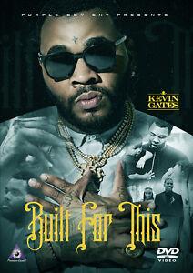 Details about KEVIN GATES 2019 HIPHOP RAP MUSIC VIDEO DVD GUCCI MANE  MONEYBAGG YO NBA YOUNGBOY