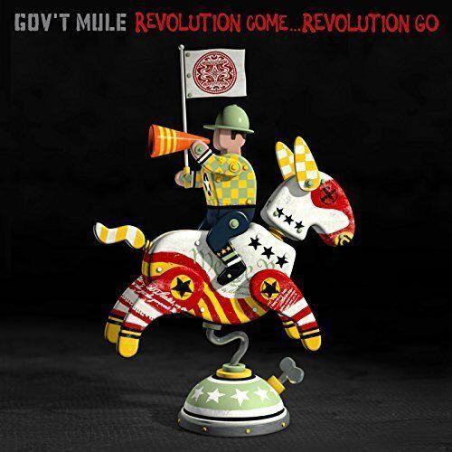 Govt Mule - Revolution Come¿Revolution Go [CD]