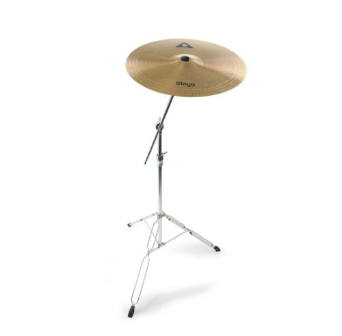 """Stagg 20/"""" AX Ride Cymbal /& Mapex Tornado Boom Stand GREAT DEAL!"""