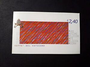 VATICANO-2004-LIBRETTO-MUSEI-VATICANI-MNH